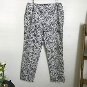 Brook Brothers ankle pants